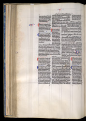 Decorated Initials To The Prologues And Book Of Obadiah, In A Glossed Twelve Minor Prophets And Job